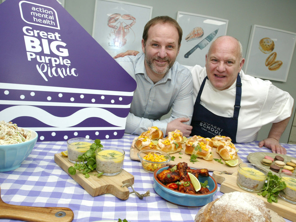 Action Mental Health Great Big Purple Picnic
