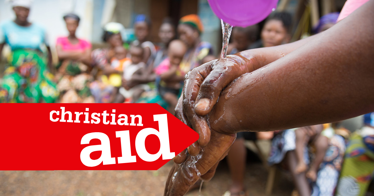 Christian Aid responds to alarming spike in coronavirus cases
