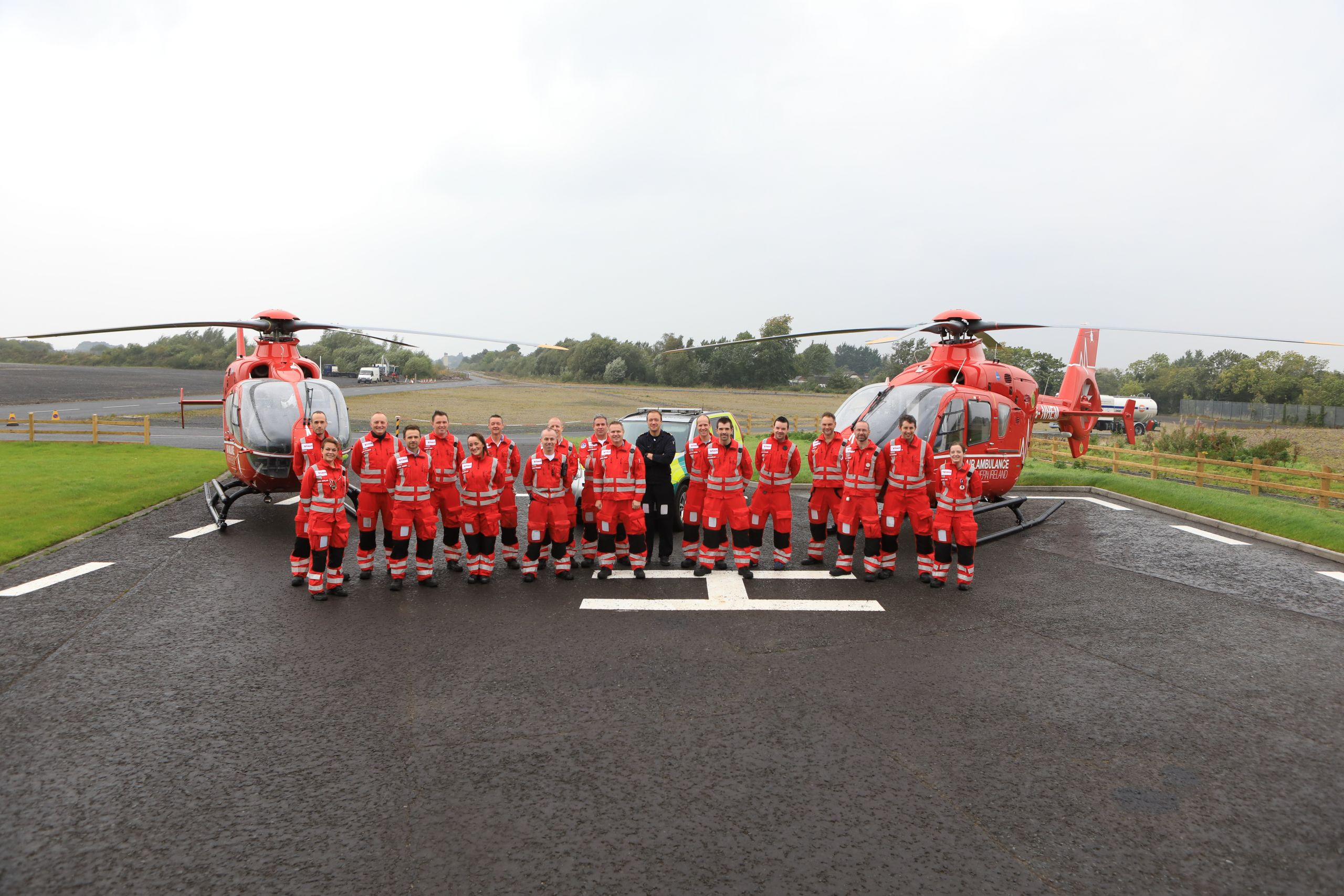 Air Ambulance NI