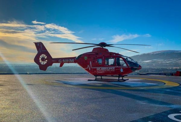 Air Ambulance - Gifts in Wills